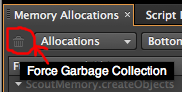 Force Garbage Collection